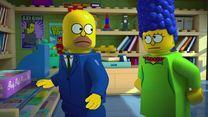 The Simpson - Lego Özel Bölümü Fragman