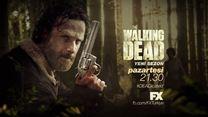 The Walking Dead 6. Sezon FX'te Başlıyor!