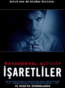 Paranormal Activity: İşaretliler