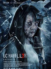 Üç Harfliler 3 Karabüyü (720P) Yeni Korku Filmi