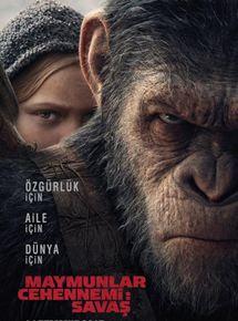 Maymunlar Cehennemi: Savaş