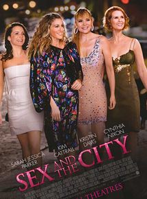 Sex and the cty the movie