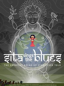 Sita Blues Söylüyor