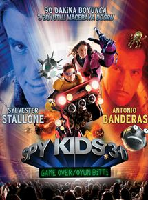 Spy Kids 3-D: Oyun Bitti