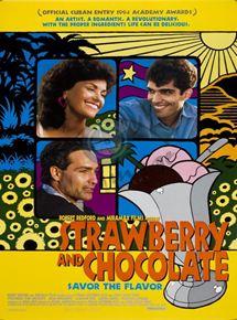 Çilek ve Çikolata