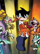 Super Robot Monkey Team Hyperforce Go !