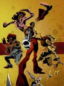 Black Dynamite: The Animated Series