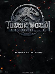 Jurassic World:Yıkılmış Krallık Altyazılı Fragman
