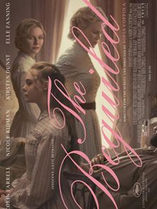 The Beguiled Orijinal Fragman - 1
