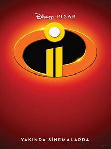 The Incredibles 2 Dublajlı Teaser