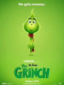 Dr. Seuss' The Grinch Orijinal Teaser