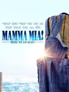 Mamma Mia! Here We Go Again Orijinal Fragman