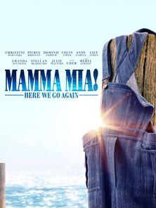Mamma Mia! Yeniden Başlıyoruz Altyazılı Fragman (2)