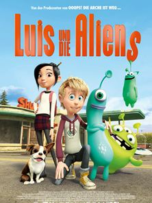 Luis and the Aliens Orijinal Fragman