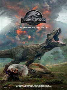 Jurassic World:Yıkılmış Krallık Dublajlı Fragman (2)