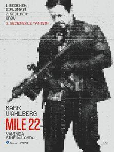Mile 22 Altyazılı Fragman