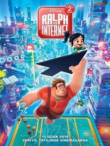 Ralph ve İnternet Orijinal Teaser (2)