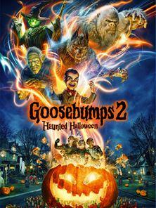 Goosebumps 2: Haunted Halloween Orijinal Fragman (2)