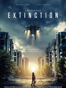 Extinction Altyazılı Fragman