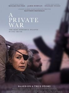 A Private War Orijinal Fragman