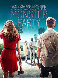 Monster Party Orijinal Fragman