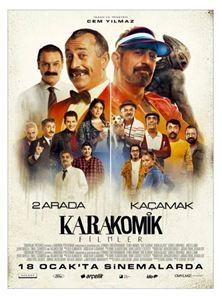 Karakomik Filmler 2Arada - Kaçamak Fragman