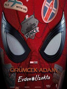 Örümcek-Adam: Evden Uzakta Altyazılı Fragman