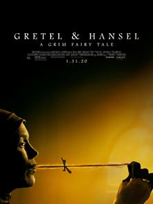 Gretel And Hansel Orijinal Fragman