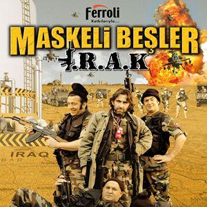 Maskeli Beşler: Irak - HD Film (Restorasyonlu)