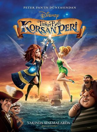 Tinker Bell ve Korsan Peri