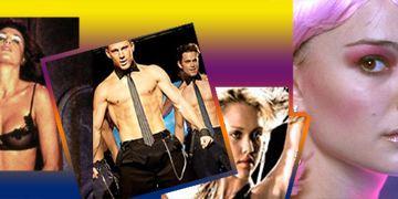 En İyi 25 Striptiz-Dans Sahnesi!