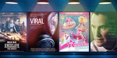 Vizyondaki Filmler!