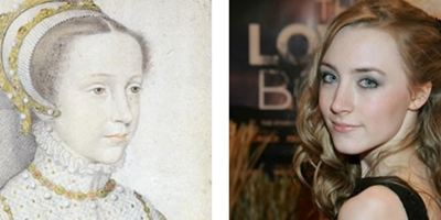 """Mary Queen of Scots""un Kraliçesine İlk Bakış!"