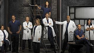 Grey's Anatomy 9. Sezon Kadro Fotoğrafları