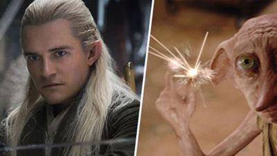 Filmlerdeki Elfler!