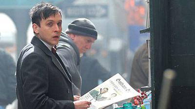Gotham Setinden İlk Kareler