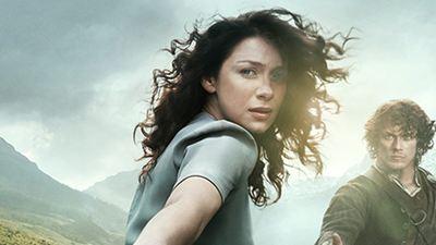Yeni Starz Dizisi Outlander'ın Posteri Yayınlandı