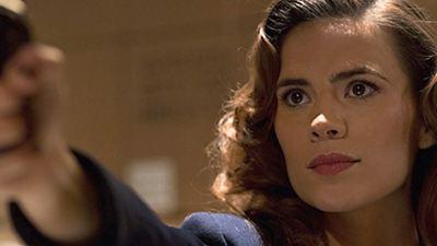 Marvel Dizisi Agent Carter'dan İlk Görüntüler!