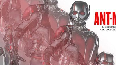 Ant-Man Empire Kapağına Sıçradı!