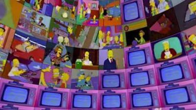 500 The Simpsons Bölümünü Birden İzleyebilir Misiniz?