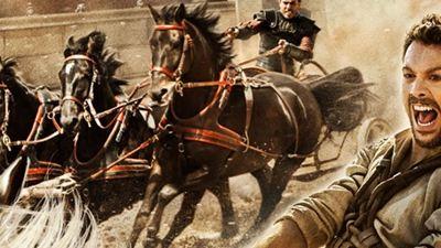 Ben-Hur'dan Karakter Posterleri Geldi!