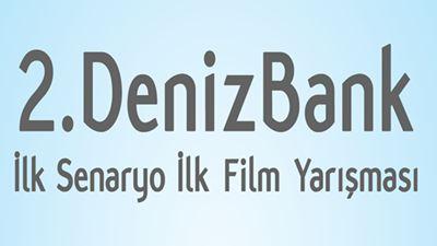 2. DenizBank İlk Senaryo İlk Film Yarışması'na Yoğun İlgi!