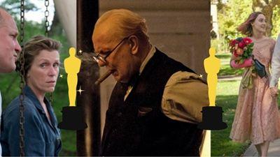 2018 Oscar Ödülleri Sahiplerini Buldu!