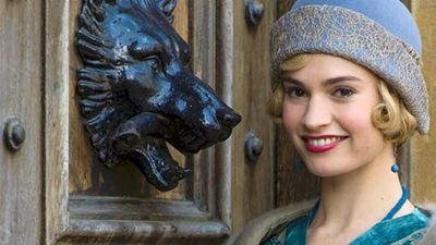 "Lily James Neden ""Downton Abbey"" Filminde Yok?"