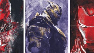 """""""Avengers: Endgame""""den Karakter Posterleri Geldi!"""