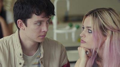 Netflix Dizisi 'Sex Education'dan İlk Kareler Görücüye Çıktı