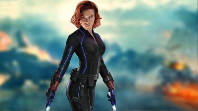 """Black Widow"" Yeni Senaristini Buldu!"