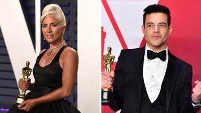 Rami Malek ve Lady Gaga Oscar Töreni'nde Sansürlendi!