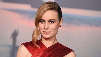 'Captain Marvel' Brie Larson Ekrana Transfer Oluyor