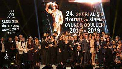 Sadri Alışık Sinema ve Tiyatro Ödülleri Belli Oldu